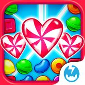 糖果缤纷乐狂欢:情人节版本
